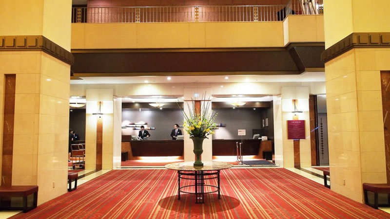 ANAクラウンプラザホテル福岡