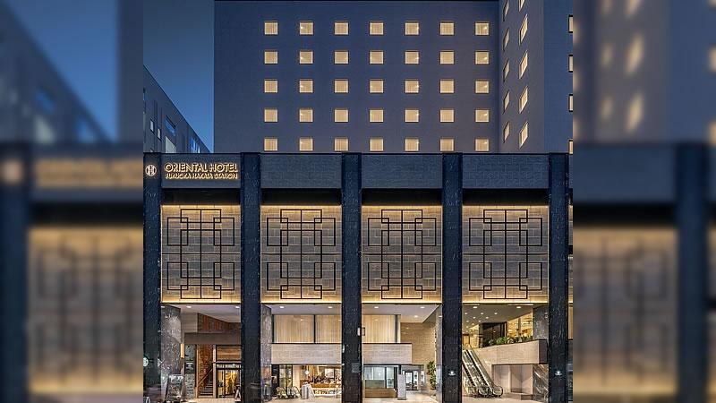 オリエンタルホテル福岡博多ステーション